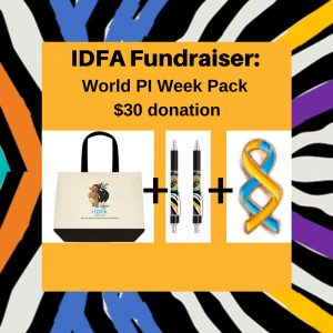 IDFA Fundraiser Word PI Week Pack